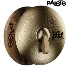 "Paiste PST3 16 "" Marching Band Cymbals"
