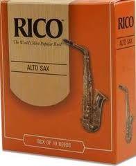 Rico Alto Saxophone Reeds (10-pack)