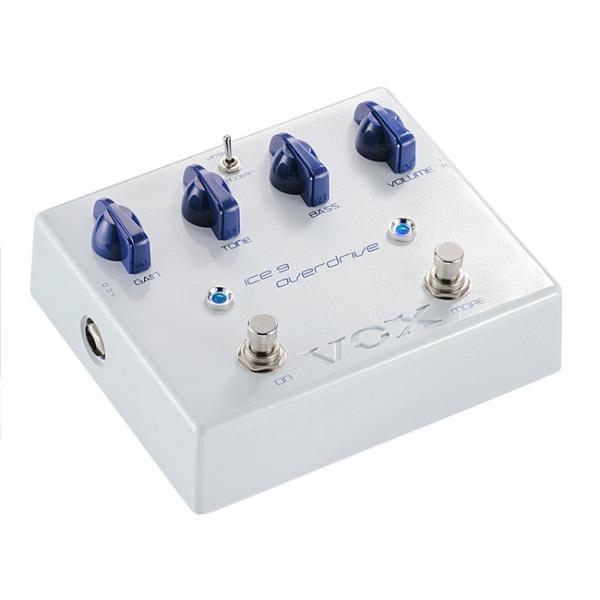 Vox Joe Satriani Series ICE9 Overdrive Pedal