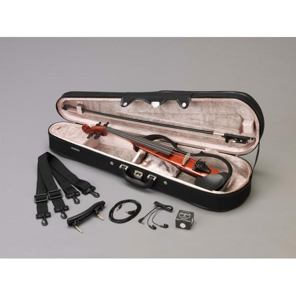 Yamaha SV130S Silent Violin Set