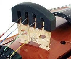 Violin Mute Rubber Ultra 5 Leg