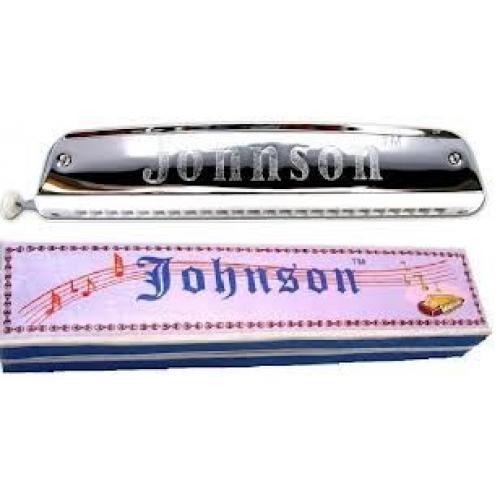 Johnson Chromatic Harmonica