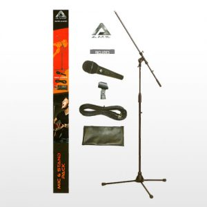 AMS Microphone and Boom stand pack