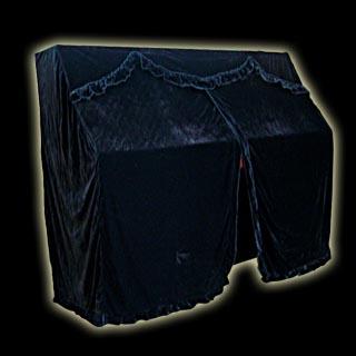 Piano Cover Black 121