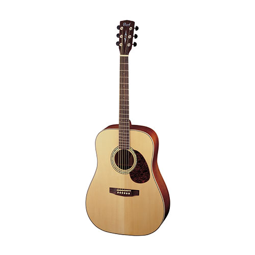 Cort Earth 100 Acoustic Guitar (Natural Satin)