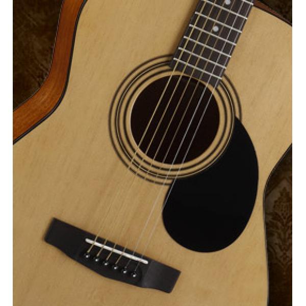 Cort AF510 Acoustic Guitar (Natural Satin)