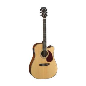 Cort MR710F Electric Acoustic Guitar (Natural Satin)