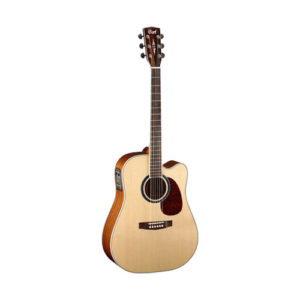 Cort MR730FX Electric Acoustic Guitar (Natural Gloss)