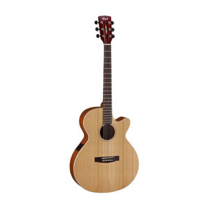 Cort SFX1FWC Electric Acoustic Guitar (Natural Satin)