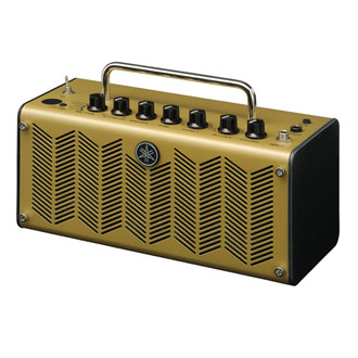 Yamaha THR5A electric-acoustic and Silent Guitars Amp