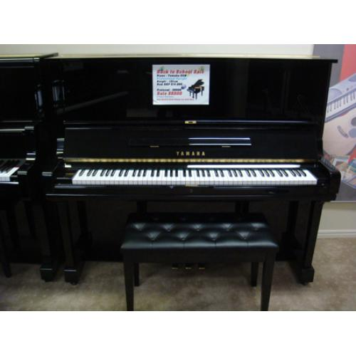 Yamaha U3M Used Piano