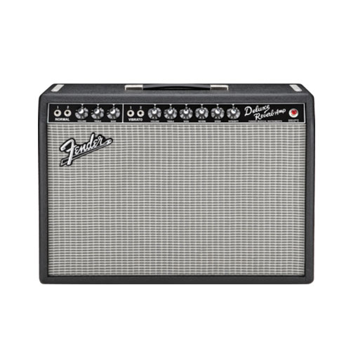 Fender 65 Deluxe Reverb Electric Guitar Amp