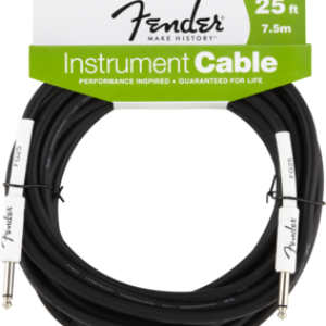 Fender Performance Instrument Cable 25ft