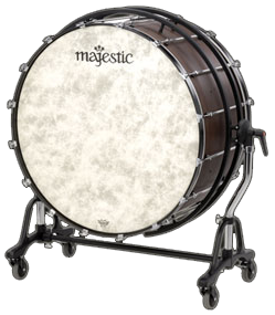 Majestic MFB3218 Prophonic Bass Drum