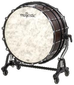Majestic MFB4018 Prophonic Bass Drum