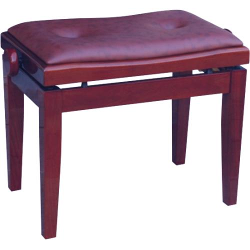 Piano Bench VB2032M Mahogany Gloss