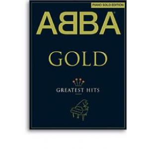 Abba Gold Greatest Hits Piano Solo Edition
