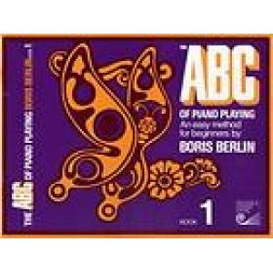 ABC Of Piano Playing Bk 1