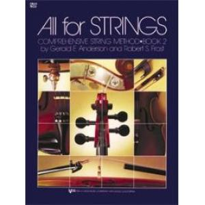 All for Strings Book 2 Double Bass