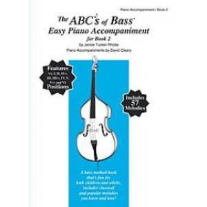 ABCs of Bass Book 2 Piano Accompaniment