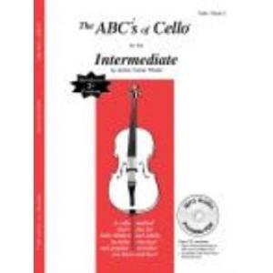 ABCs of Cello Book 2 Intermediate BK/CD