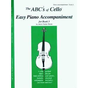 ABCs of Cello Book 3 Piano Accompaniment