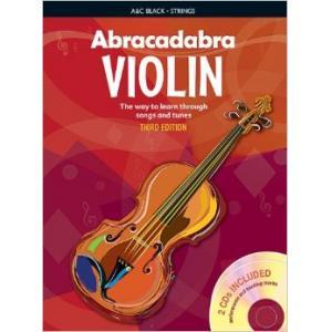 Abracadabra Violin Book 1 with CD