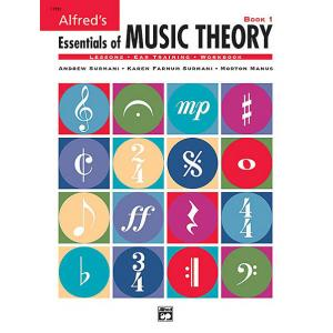 Essential Music Theory Book 1
