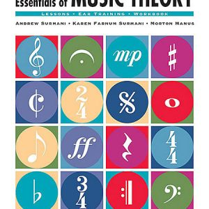 Essential Music Theory Book 2