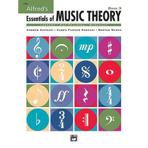 Essential Music Theory Book 3