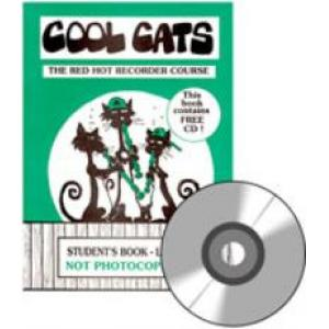 Cool Cats Recorder Student Level 3