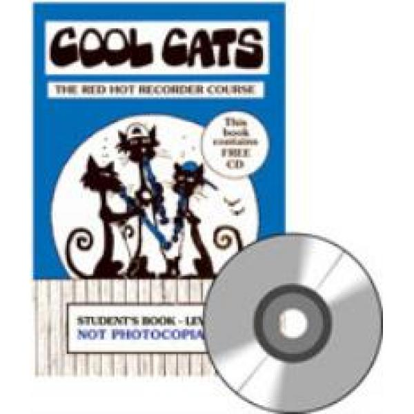Cool Cats Recorder Student Level 2