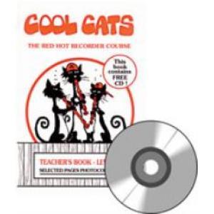 Cool Cats Recorder Teachers Level 1
