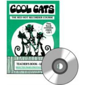 Cool Cats Recorder Teachers Level 3