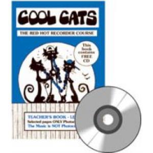 Cool Cats Recorder Teachers Level 2
