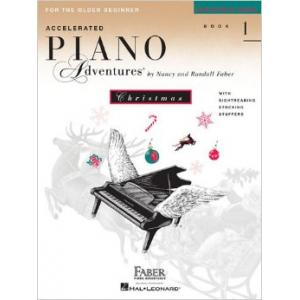 Accelerated Piano Adventures Book 1 Christmas