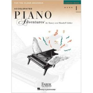 Accelerated Piano Adventures Book 1 Lesson