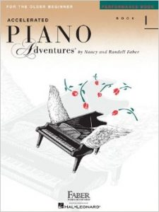 Accelerated Piano Adventures Book 1 Performance