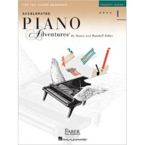 Accelerated Piano Adventures Book 1 Theory