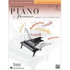Accelerated Piano Adventures Book 2 Popular Repertoire