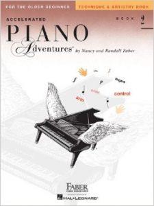 Accelerated Piano Adventures Book 2 Technique