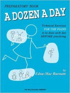 A Dozen a Day Prep