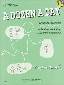 A Dozen a Day Elementary & CD