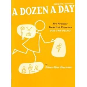 A Dozen a Day Book 5 Intermediate