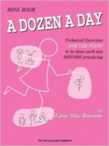 A Dozen a day MINI & CD