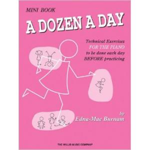 A Dozen a day MINI & CD