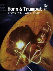 AMEB Horn & Trumpet Technical Workbook