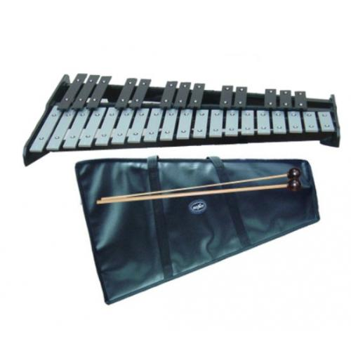 Glockenspiel 32 notes with beaters/carry bag