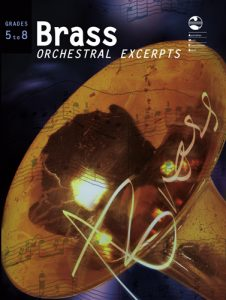 AMEB Brass Orchestral Excerpts Grade 5 to 8