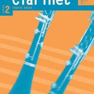 AMEB Clarinet Grade 4 Series 2